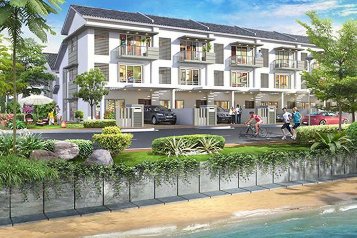 Sunway Aspera 3-Storey Terrace