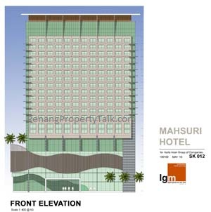 Mahsuri Hotel & Condominium