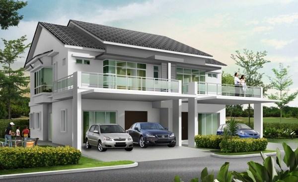 BM Residence - Terrace & Semi-D