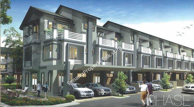 Central Way @ Bukit Tengah