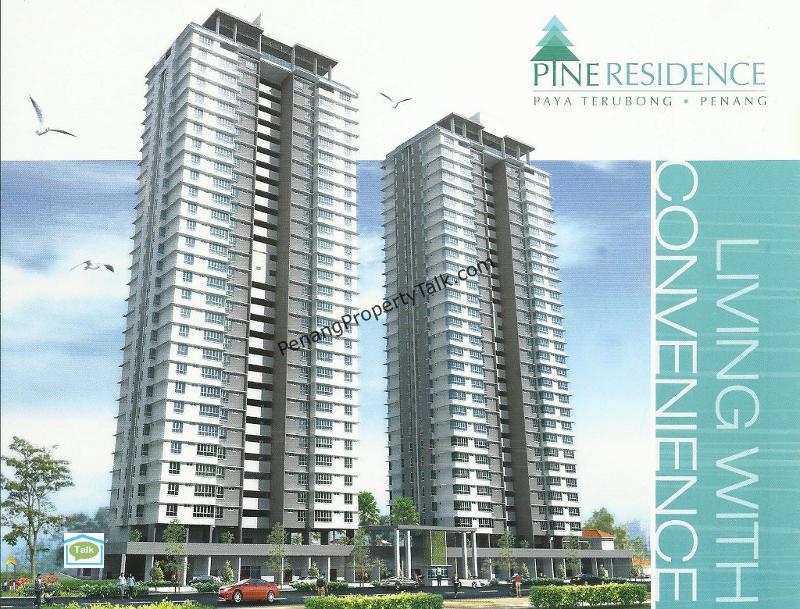 Pine Residence Penang Property Talk