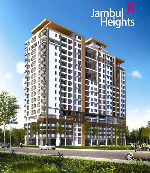 Jambul Heights