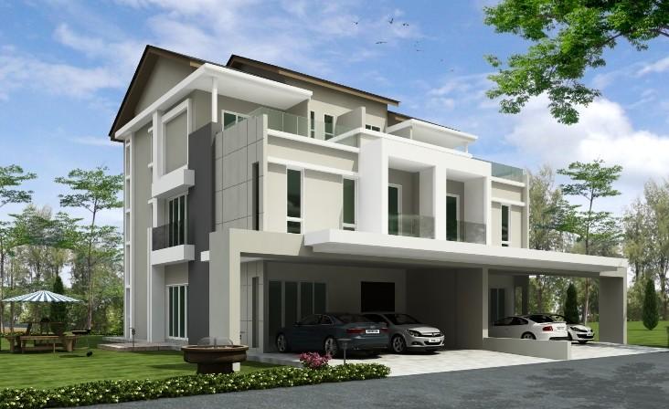 Orange Villa 2