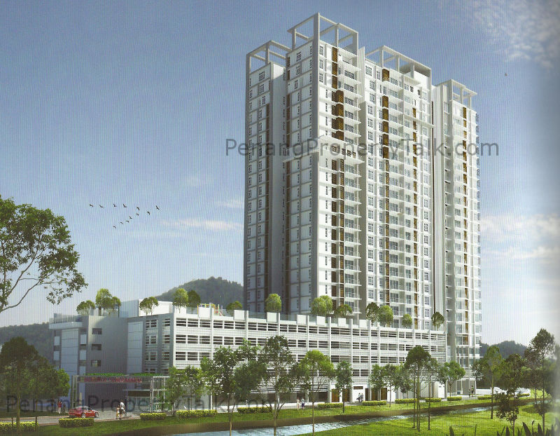 Berjaya Condominium
