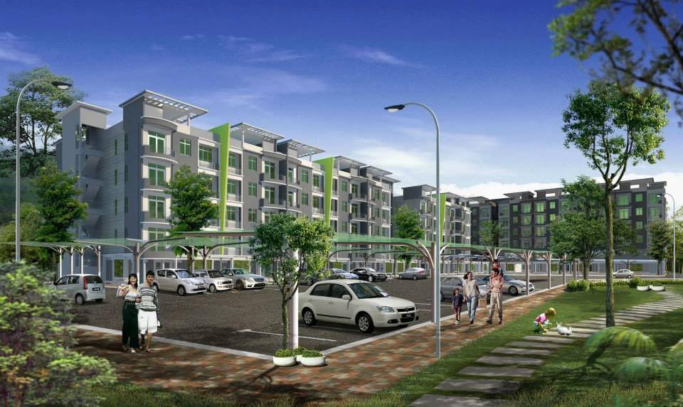 P3 Residence @ Balik Pulau