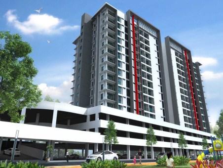 Camellia Park Condominium