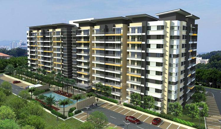 Delima Emas Condominium