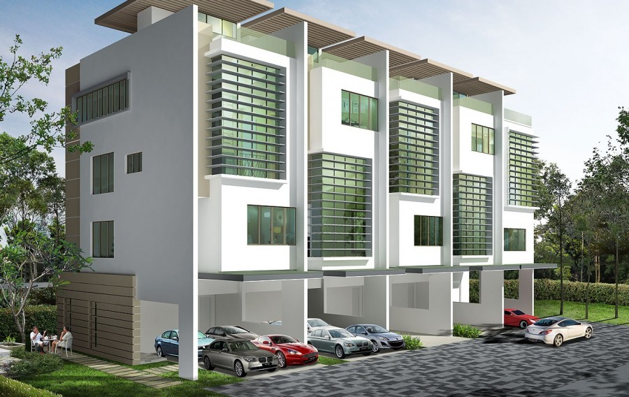 8 Babington Residence
